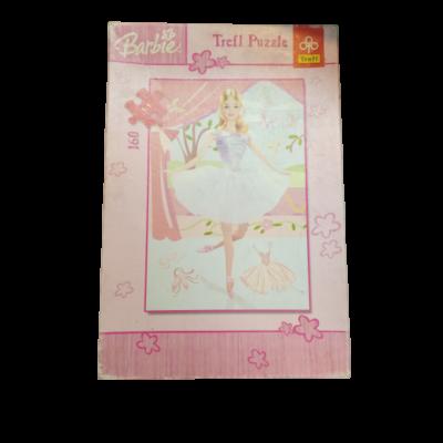 160 db-os puzzle - Barbie - Trelf