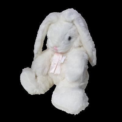 52 cm-es fehér nyuszi