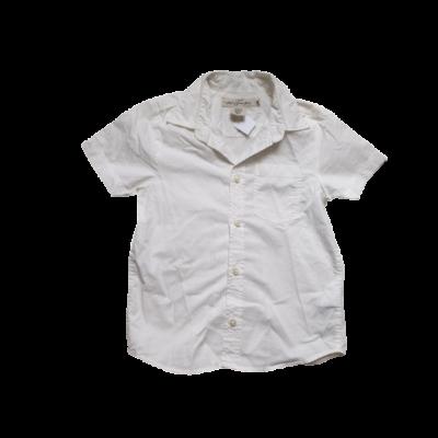 122-es fehér hosszú ujjú ing - H&M