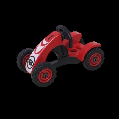 Piros quad - Playmobil