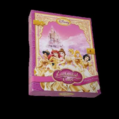 Hercegnők memóra játék, kártya