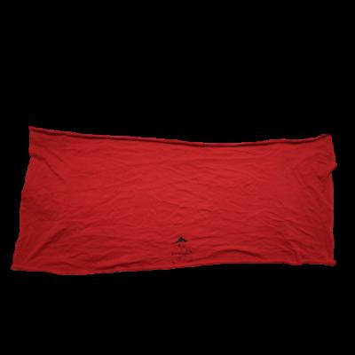 Piros kalóz kendő, jelmezkiegészítőba