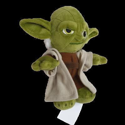 24 cm-es plüss Yoda - Star Wars