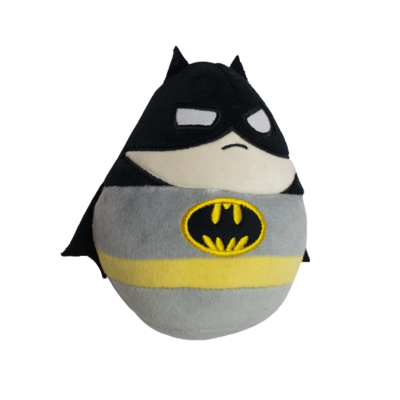 18 cm-es plüss tojás - Batman - DC Super Heroes