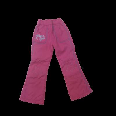 86-92-es rózsaszín plüss nadrág - Lupilu