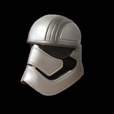Ezüst színű sisak - Star Wars