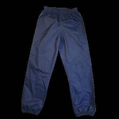 158-as kék esőnadrág - Decathlon