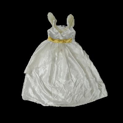 5-6 évesre fehér jelmeruha - George (hibás)