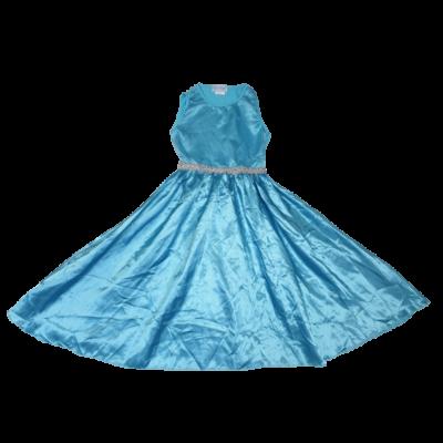 8-9 évesre kék ujjatan jelmezruha - Frozen, Jégvarázs