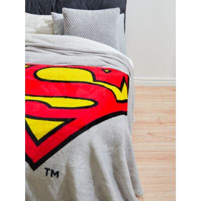 Takaró, pléd, 130 cm × 160 cm - Superman - ÚJ