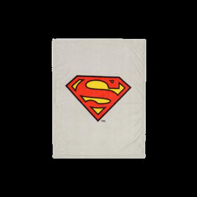 Takaró, pléd, 70 cm × 100 cm - Superman - ÚJ