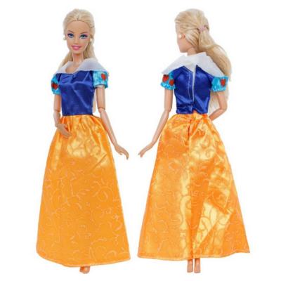 Hófehérke ruha, Barbie ruha - ÚJ