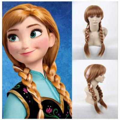 Anna paróka - Frozen, Jégvarázs - ÚJ
