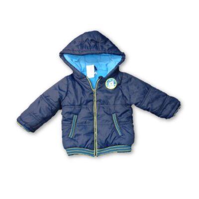 86-os polárral bélelt kék dzseki - Pepco