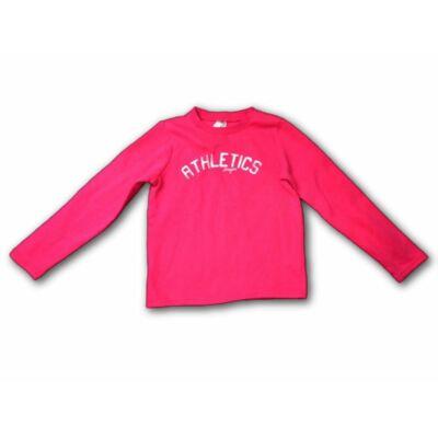 134-es pink pamut pulóver - Decathlon