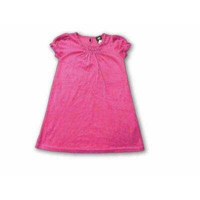 122-128-as pink plüss ruha - H&M
