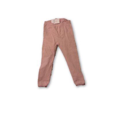 92-es rózsaszín csillogó leggings - Pepco