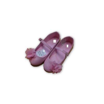 25-ös rózsaszín pántos alkalmi cipő - X-Mail - ÚJ