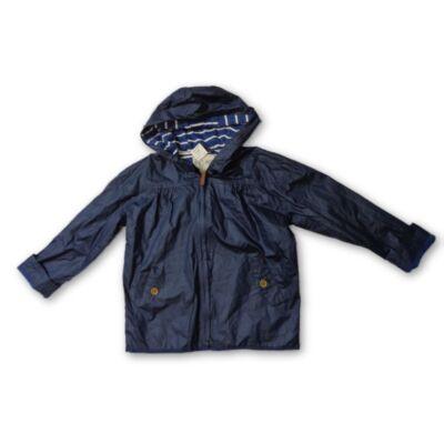 110-es kék átmeneti kabát