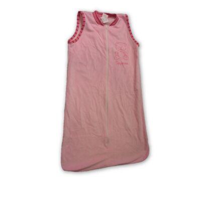 92-es rózsaszín plüss hálózsák - Vaganza
