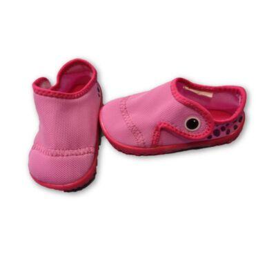 22-23-ss rózsaszín vízicipő - Decathlon - ÚJ