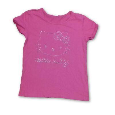 146-os rózsaszín póló - Hello kitty