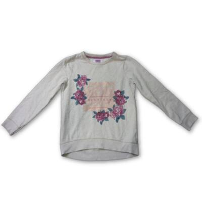 146-os drapp virágos pulóver - F&F