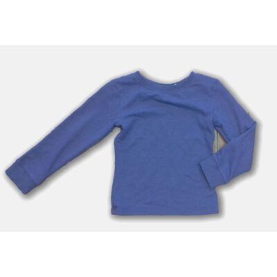 128-as lila lány pulóver