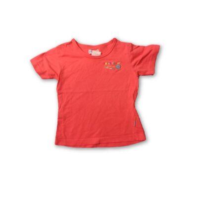 92-es narancs-piros lány póló - Motion Wear