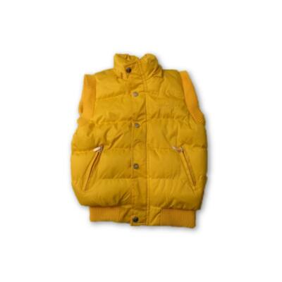 116-os sárga pufimellény