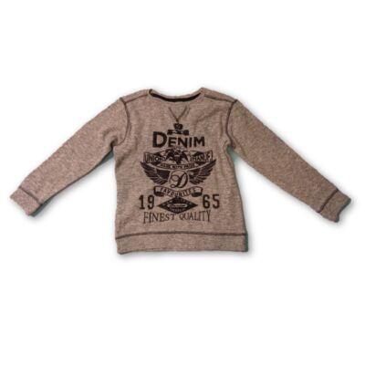 122-es szürke pulóver - George