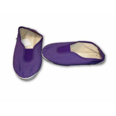 33-as lila tornapapucs, balettpapucs - Decathlon