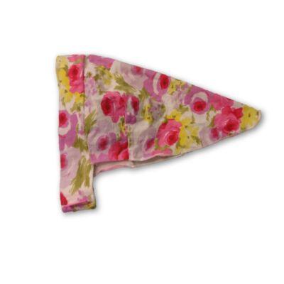 44 cm-es fejre virágos kendő