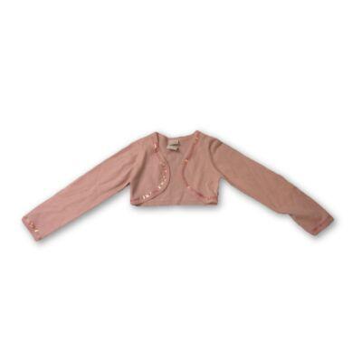 116-os rózsaszín flitteres boleró - Next