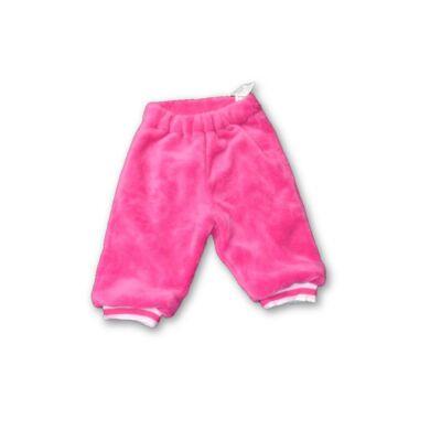 62-es pink szőrmés nadrág