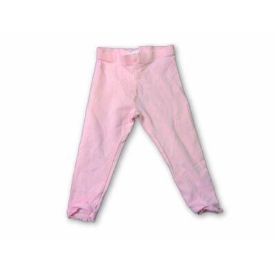 92-es rózsaszín leggings - F&F