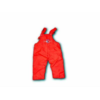80-as piros gombás overallalsó
