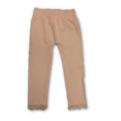 110-es csipkés aljú leggings - Ergee - ÚJ