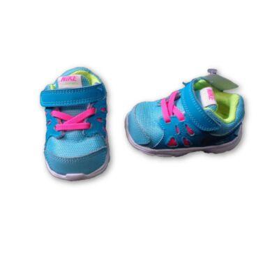19,5-es kék-pink sportcipő - Nike