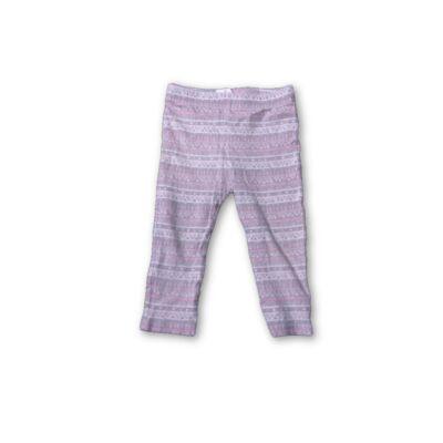 80-as mintás leggings - In Extenso