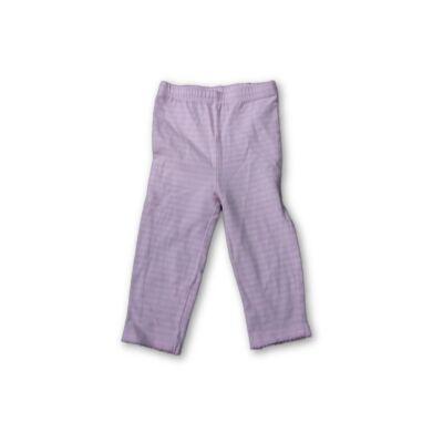 86-os csíkos leggings