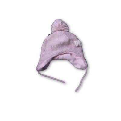 48-50 cm-es fejre rózsaszín kötött sapka - felicity.hu használt ruha ... 3aef32a5ad