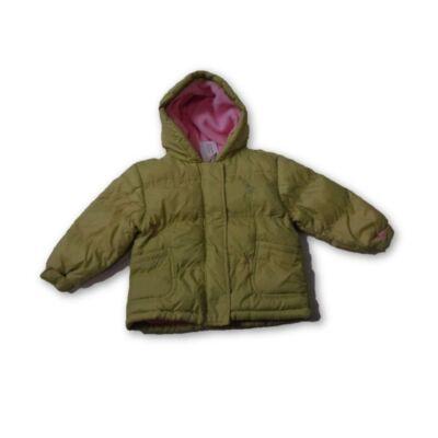 92-98-as zöld-rózsaszín téli dzseki - Cherokee