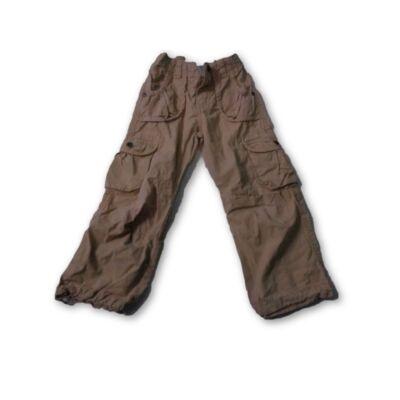 110-es drapp lányka vászon nadrág - H&M