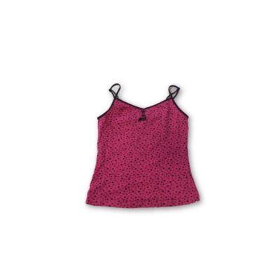 122-es rózsaszín csillagos trikó