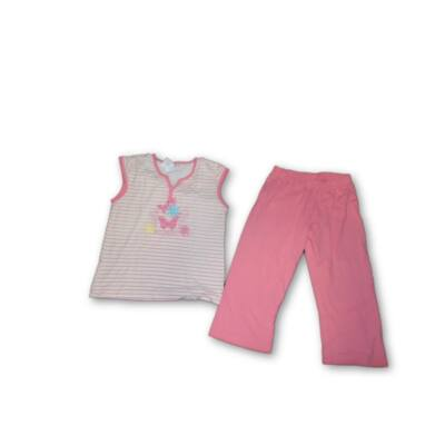 134-es lány nyári pizsama
