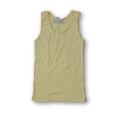 122-128-as sárga kislány trikó - C&A