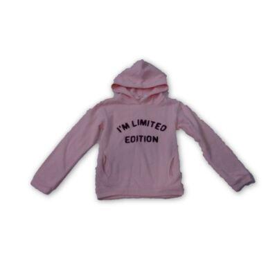 122-es rózsaszín feliratos pulóver - H&M