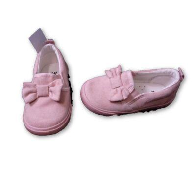 22-es rózsaszín belebújós cipő - H&M