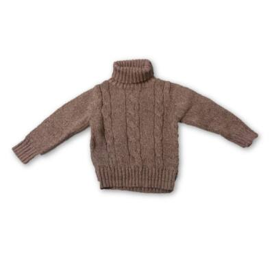 98-a szürke kötött pulóver - H M - felicity.hu használt ruha ... f23216032a